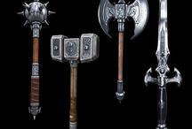 RPG - Coleção de Armas