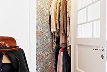 Garderob och Skafferi
