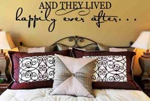 Ideas For Bedrooms / by Cydni McArdle