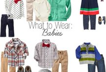 What to Wear Baby