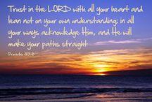 Encouragement / Encouraging words from God