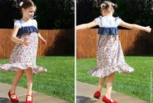 Skirts & Dresses to Sew / by Keeslermom