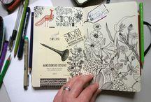 ilustración libro