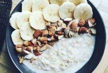 Desayunos delicioso con Avena