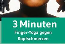 Yoga Tips bei Kopfschmerzen