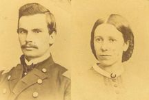 In search of the 1860s / by Cara Leotie