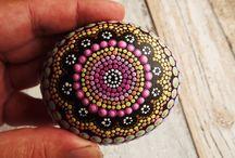 Mandalas stones