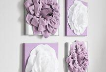 quadri particolari con rose