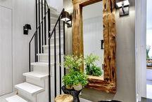 Wood in interior - Drevo v interiéri