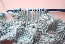 knitting and croshet