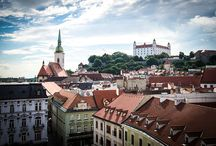 SLOVAKIA / Stunning country with beautiful and cosy capital city Bratislava.