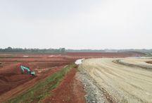 Toll Road Progress Report (Cikampek-Palimanan) - January 2015