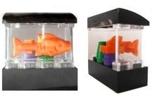 lego fish aquarium