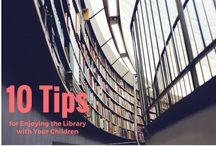 Library Fun / Taking kids to the library opens a world of wonder for them to explore
