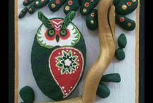 Kamienne dekoracje