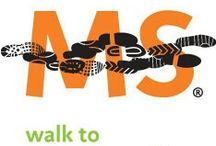 MS Walk / by Tori Ramsey