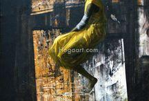 Hogaart Portfolio / 洋画家保ヶ渕静彦の作品集です。Works by Shizihiko Hogafuchi