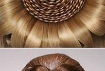 hairs tutorials