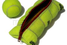 Tennis Balls !! / by Barbie Kent