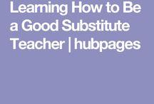 Guest teaching