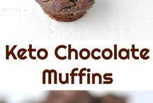 Keto muffins & cookies