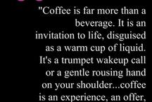 Coffee, How I Love Thee.... / by Jaimee Ebert