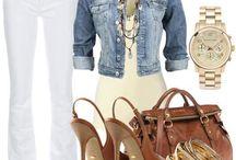 Tøj kombination