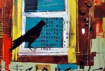Mixed Art that Inspires / by Karen Ellis
