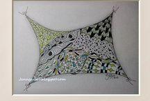 Janny's Art - Zentangle, Art, Doodle / Zentangle, Art, Doodle,
