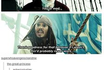 pirates of the Caribbean 1,2,3,5 / after the last airbender pirates trilogy is the best.