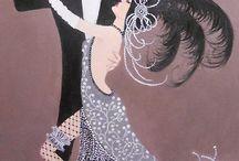 Art Deco/Nouveau Posters