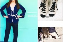 Hot, Cute, and Stylish Shoes / Hot, Cute, and Stylish Shoes. Shoes with elegance and style. Simple shoes with style.