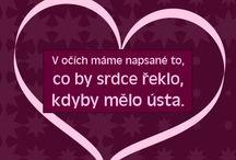 citáty srdce