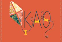 Theta Love and Mine / Kappa Alpha Theta Inspiration and Alumnae Group Ideas