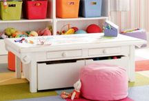Kids' playroom / by Christine Goins