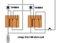 relay devreleri ve sürücüleri