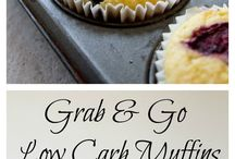 Low Carb Muffins / Muffins are very convenient and handy to have when you feel hungry. This board is all about your favorite muffin recipes given a low carb twist.