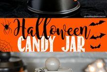 Halloween suunnittelut
