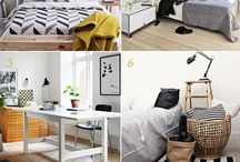 Interior Styling / Love up your home by adding the finishing touches to your room! Here are some examples!