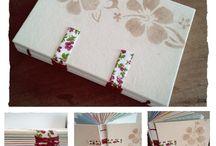 caderno hibisco