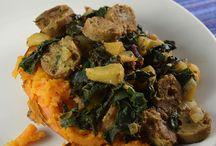 Field Roast & Sausage Vegan  Recipes