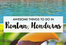 Honduras multicultural