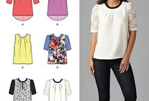 Clothing Patterns: Look for