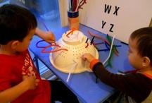 Kid Crafts & Activities / by Katie Martin