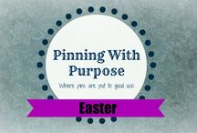 "Easter (PWP) / Have a ""Hoppy"" Easter with these fun ideas."