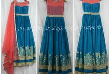INDIAN WEAR / Traditional Indian wear