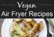 Vegan airfry