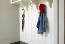 Laurel Entry/Mudroom/Front door / Mudroom renovation