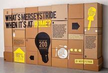 Exhibition/Museum visual design display