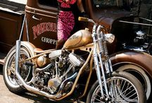 Motocykle harley davidson